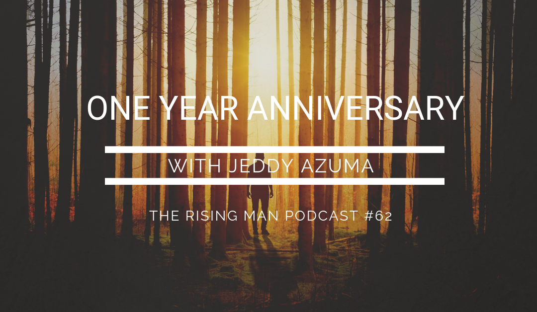 Episode 62 – ONE YEAR Anniversary
